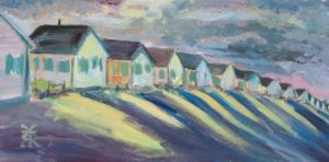 Truro Cottages Winter 1